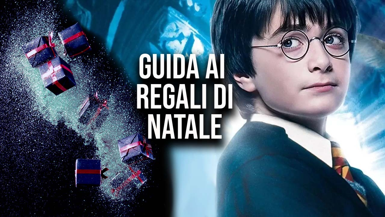 Regali di Harry Potter: le migliori idee per stupire i fan a Natale thumbnail