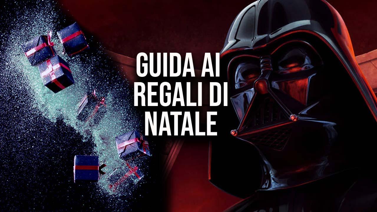 Regali di Natale da una galassia lontana lontana per i fan di Star Wars thumbnail