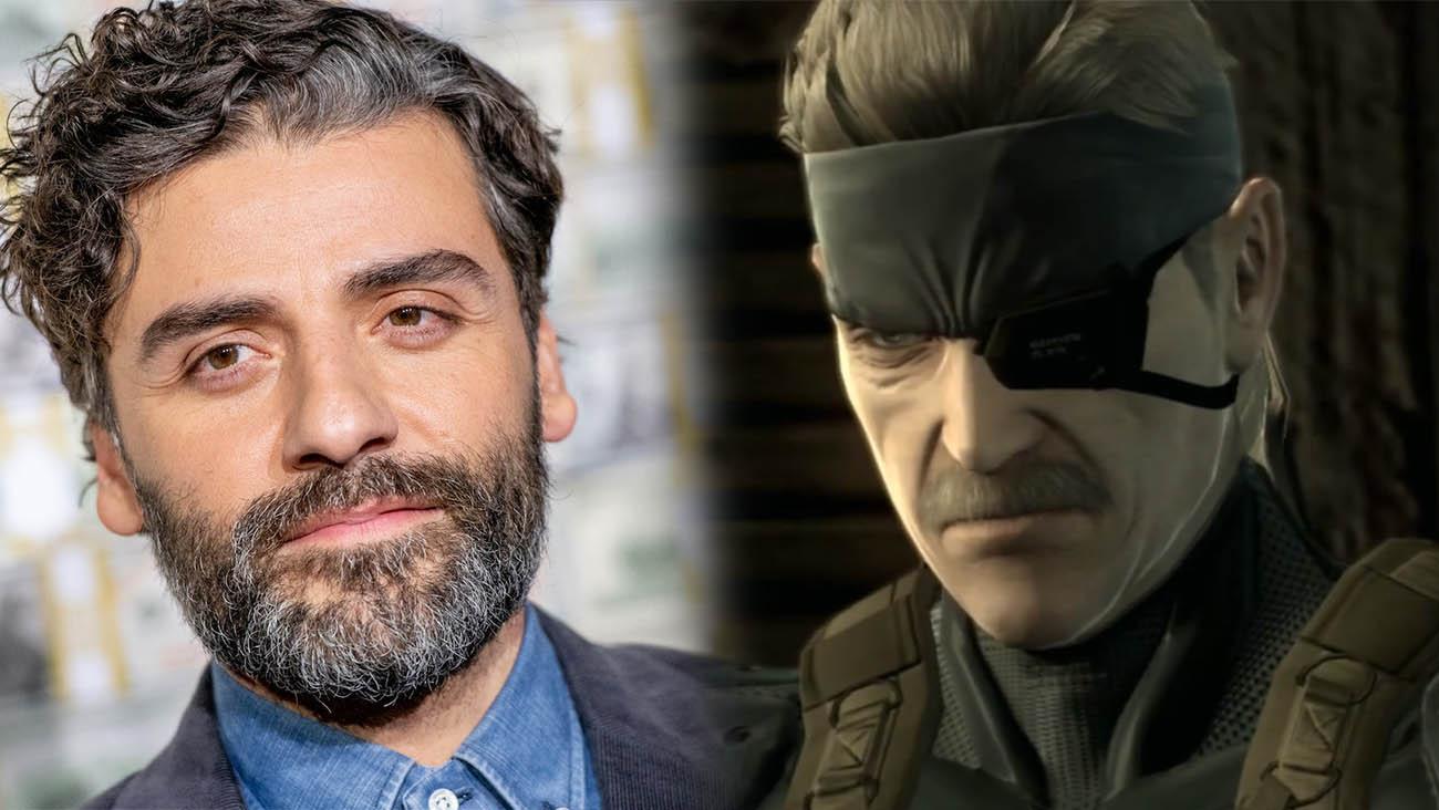 Oscar Isaac sarà Solid Snake nel film su Metal Gear Solid thumbnail