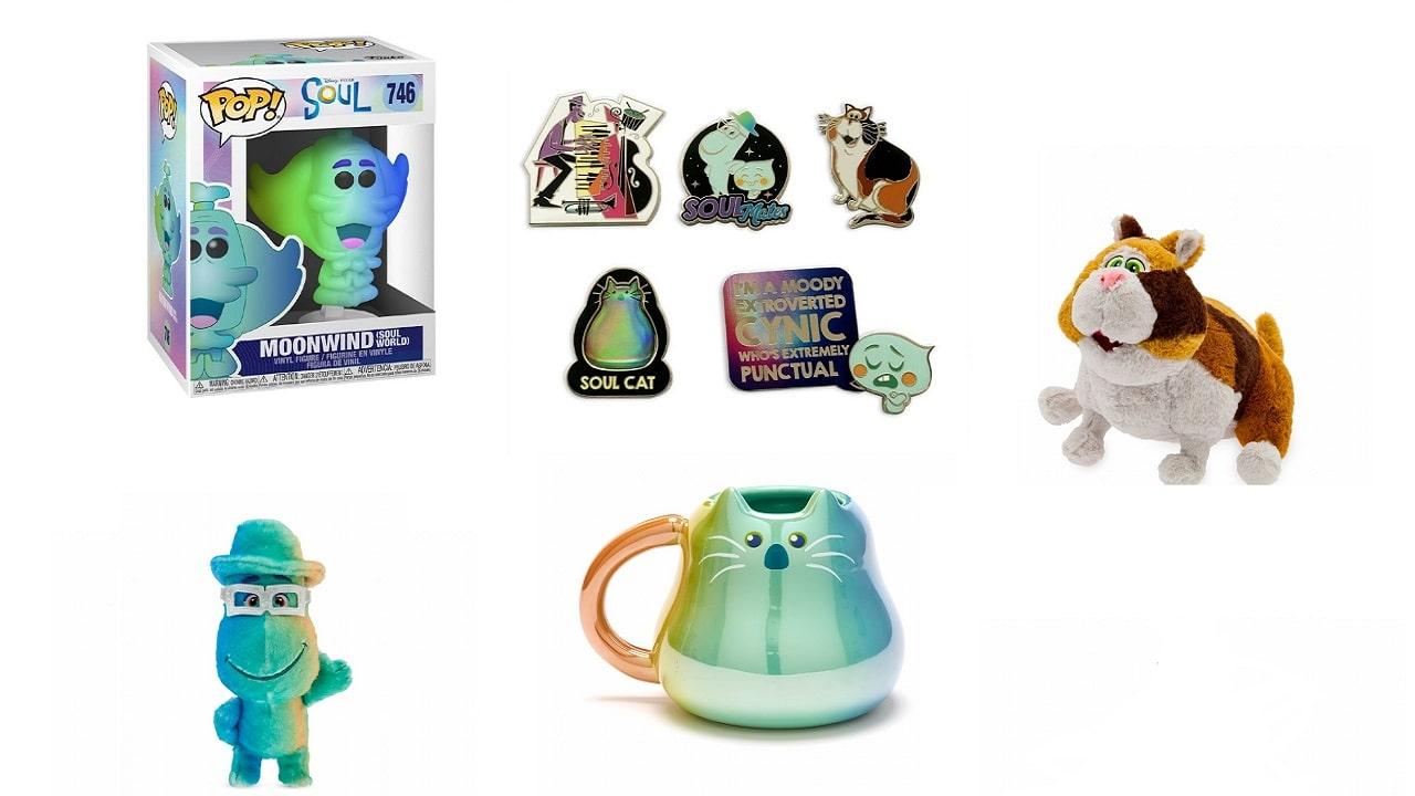 Soul, il nuovo film Pixar arriva nei Disney Store thumbnail