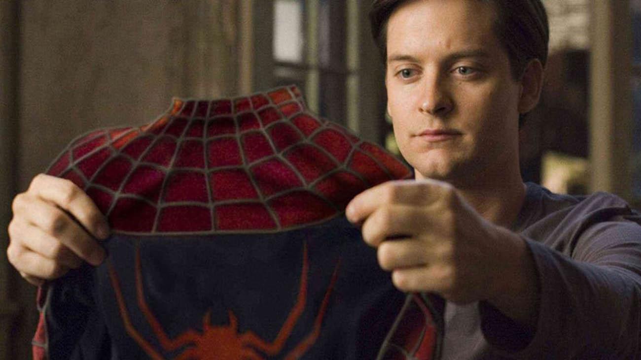 spider-man 3 maguire garfield holland