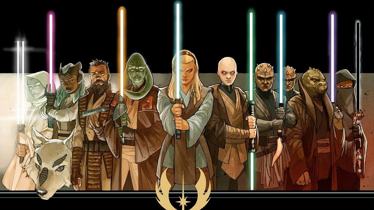 Una nuova serie animata di Star Wars ambientata nella High Republic thumbnail