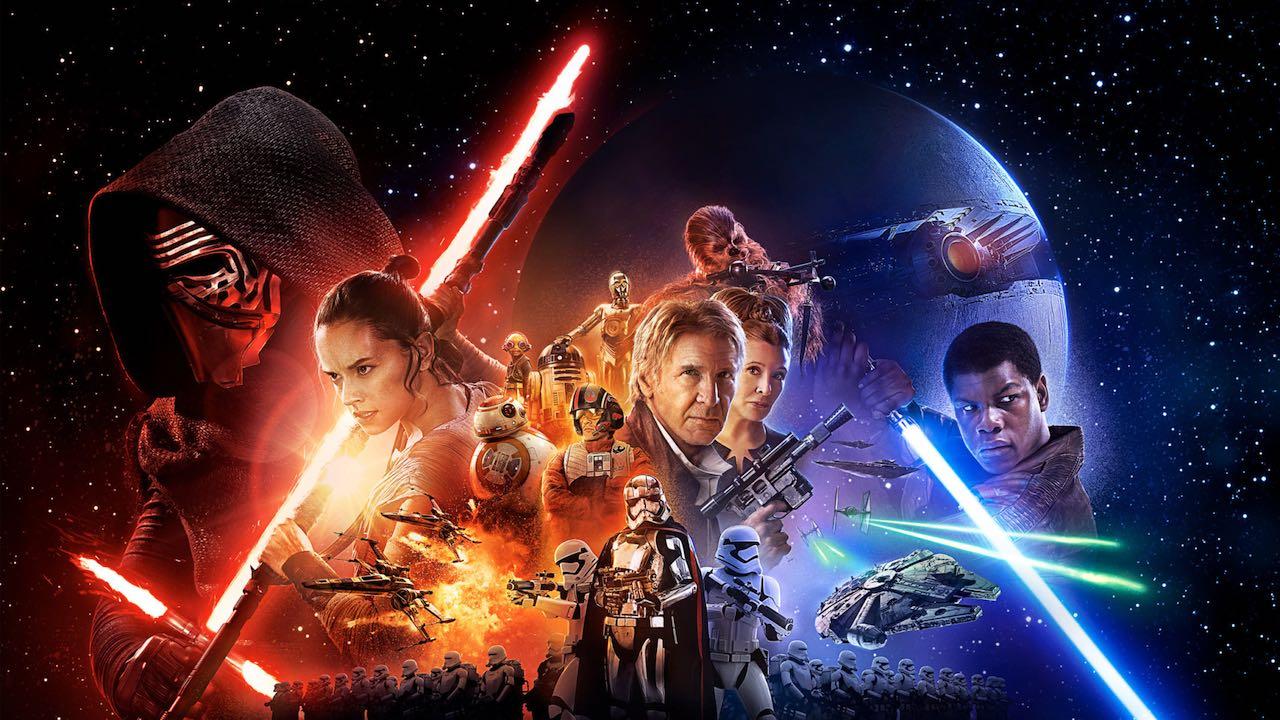 Star Wars, Episodio VII: nel romanzo rimossi riferimenti alla relazione tra Finn e Rey thumbnail