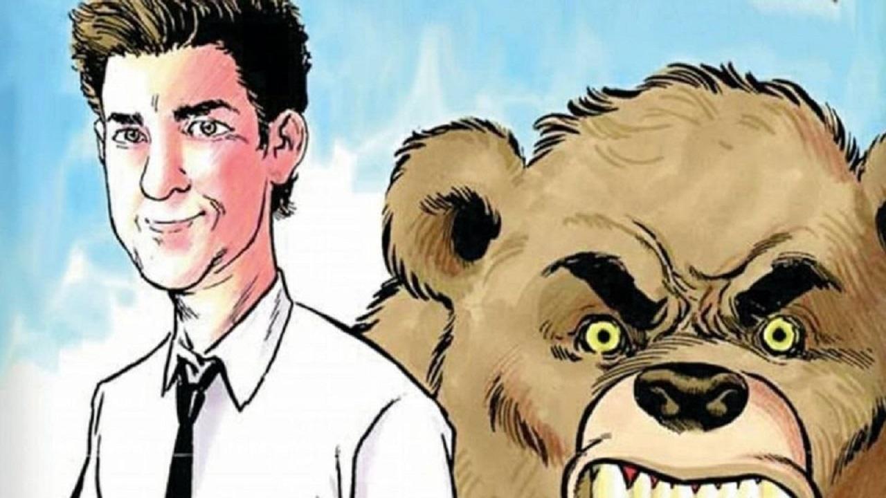 The adventures of Jimmy Halpert: il fumetto diventa realtà! thumbnail