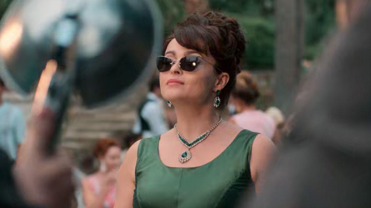"Helena Bonham Carter parla di ""responsabilità morale"" per The Crown thumbnail"