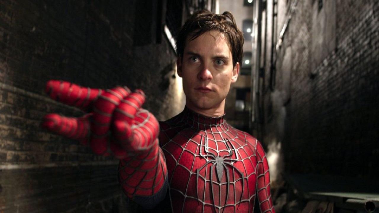 Spider-Man 3: Tobey Maguire alla prova costume? thumbnail