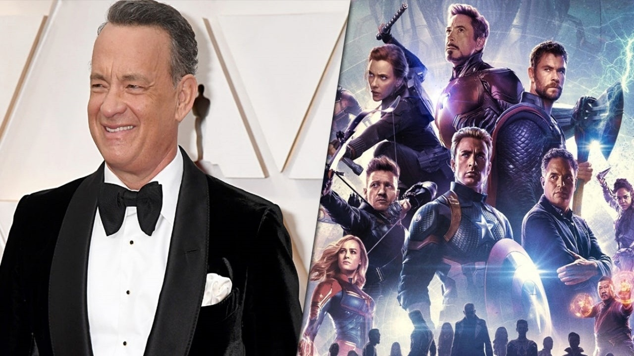 Tom Hanks punta sui film Marvel per salvare il cinema thumbnail