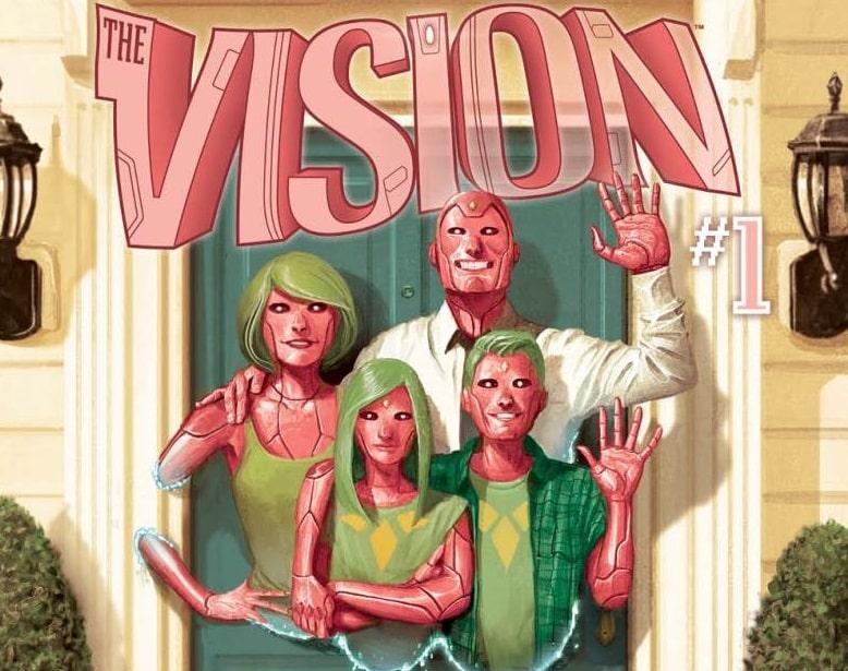 wandavision fumetti visione-min