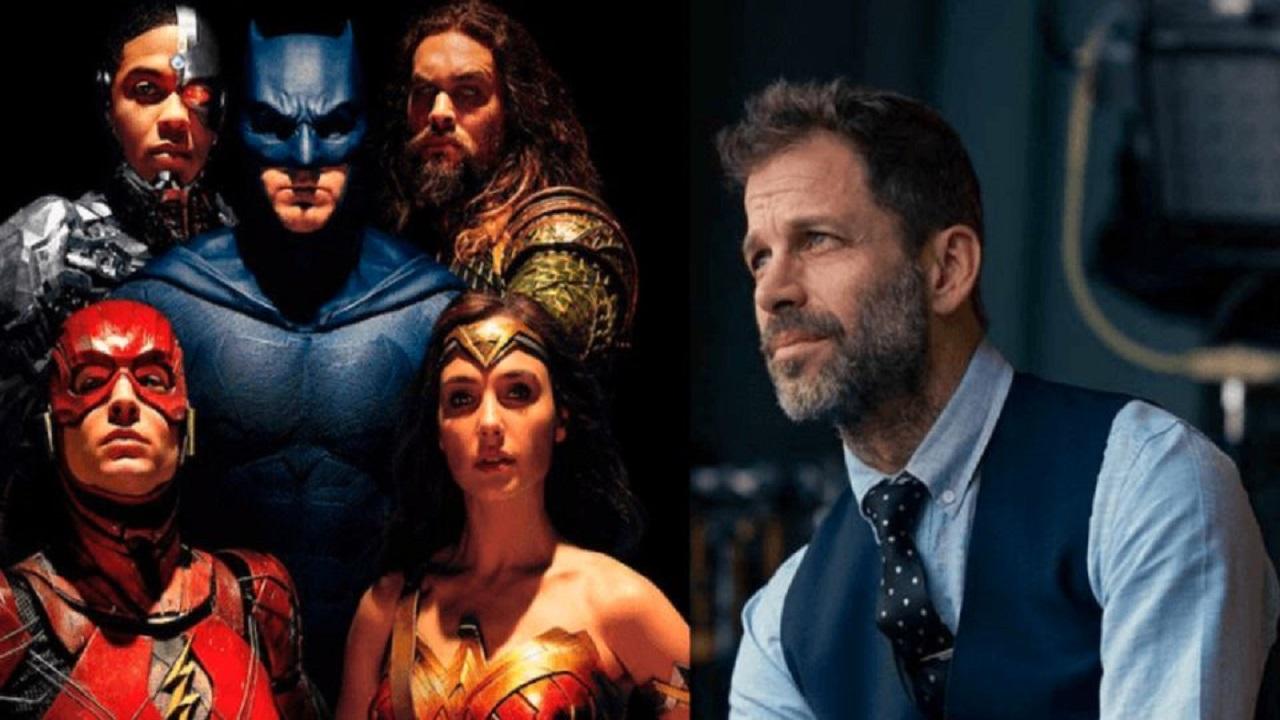 Zack Snyder vuole che la sua Justice League arrivi al cinema thumbnail