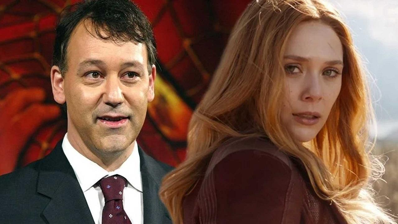 """Elizabeth Olsen celebra Sam Raimi: """"Ha una grande energia"""" thumbnail"""