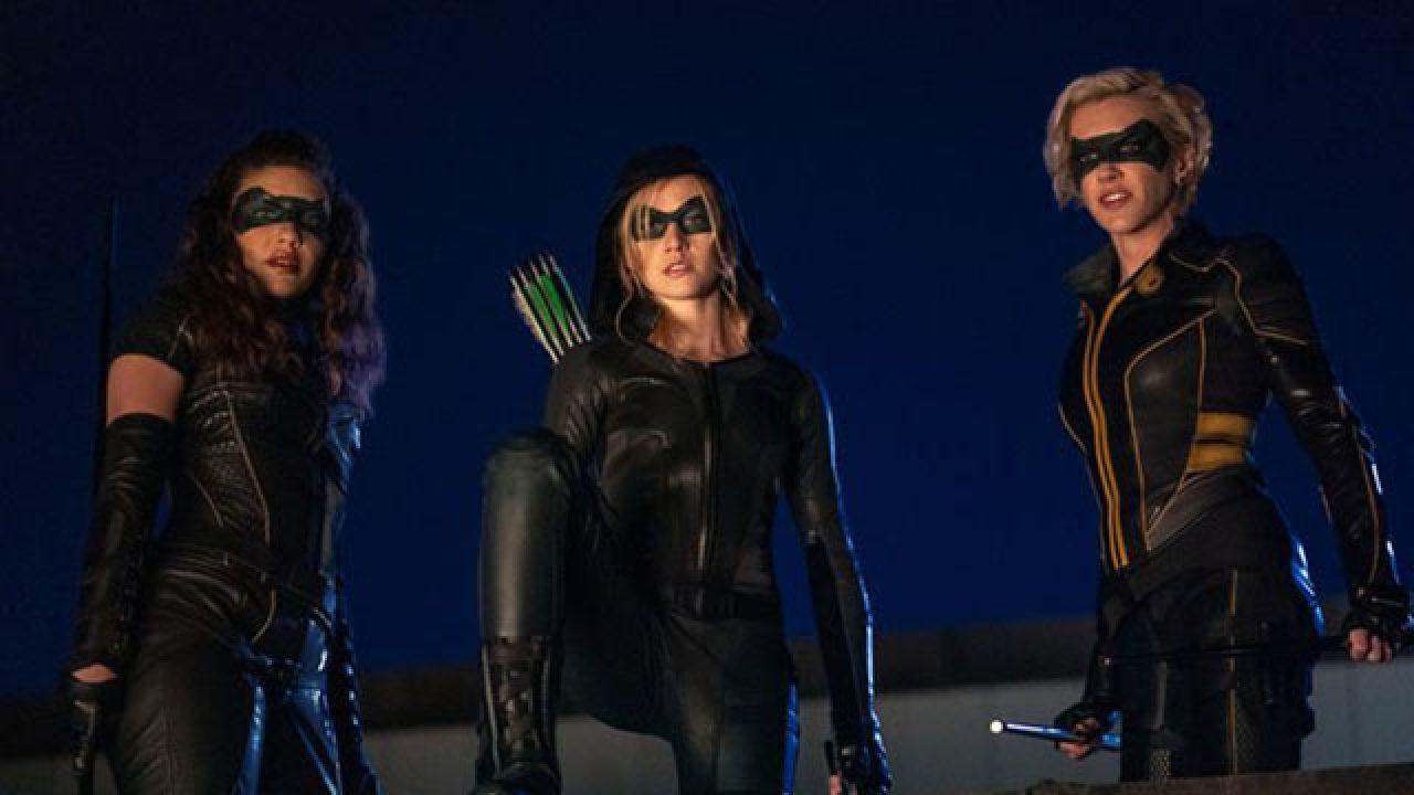 Green Arrow and the Canaries, lo spin-off di Arrow non si farà! thumbnail
