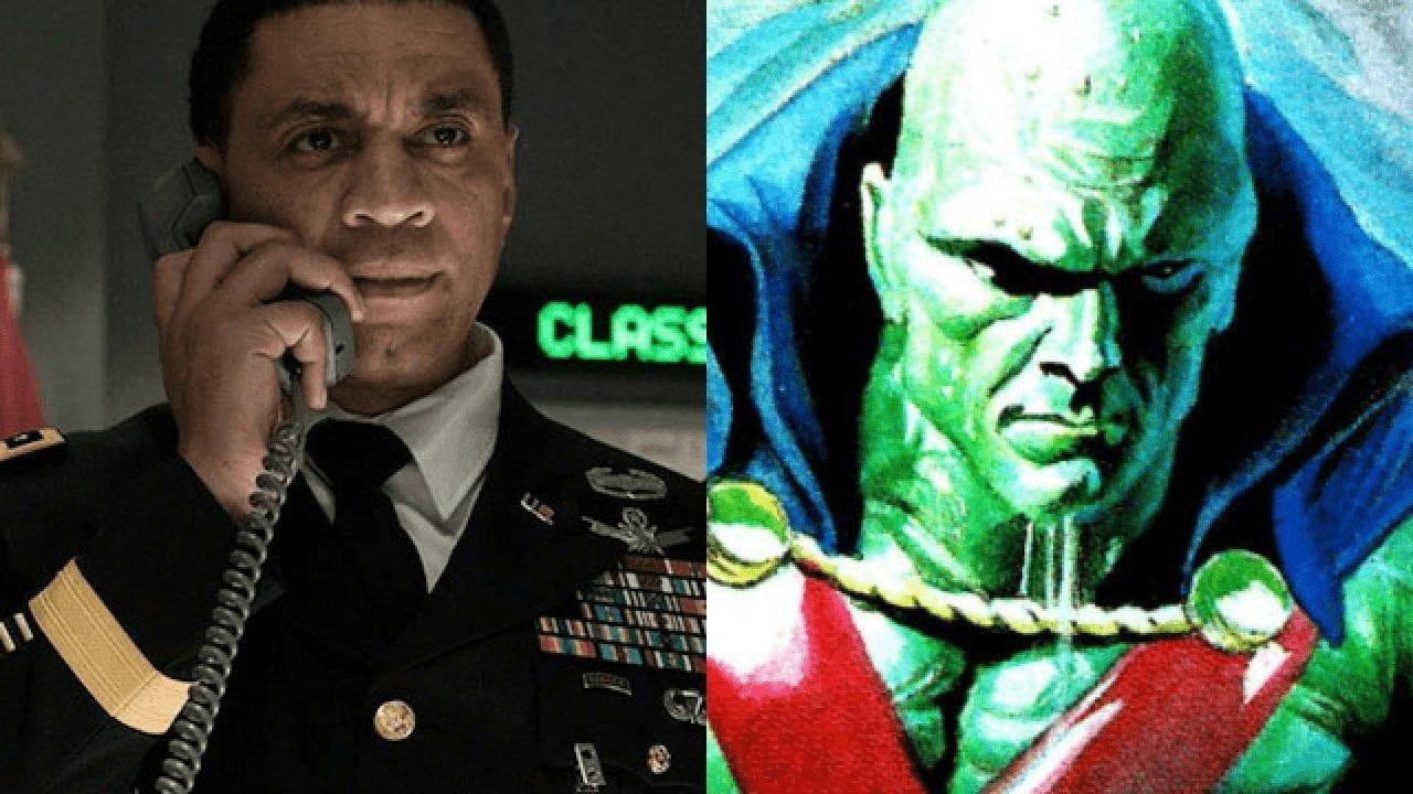Nella Snyder Cut ci sarà anche Martian Manhunter thumbnail