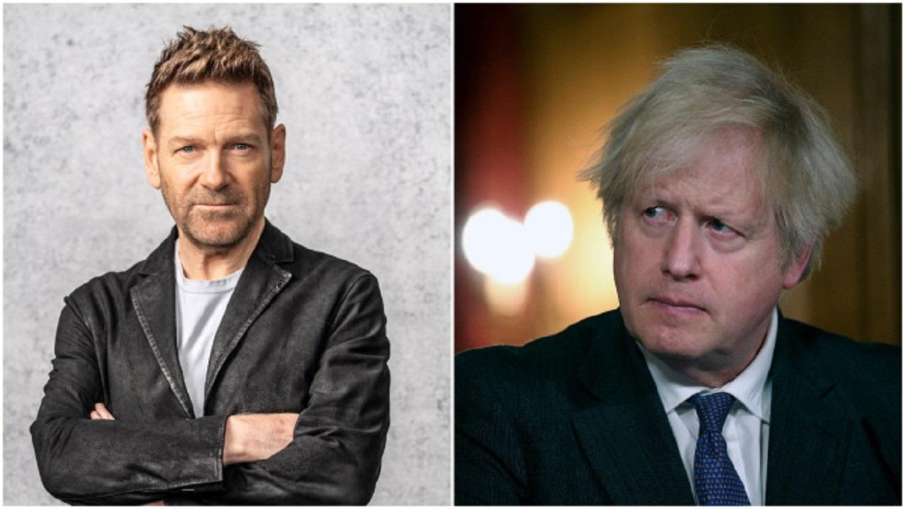 Kenneth Branagh interpreterà Boris Johnson in una serie sulla pandemia thumbnail