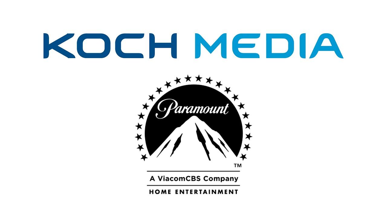 Koch Media distribuisce in esclusiva per l'Italia i titoli Paramount thumbnail