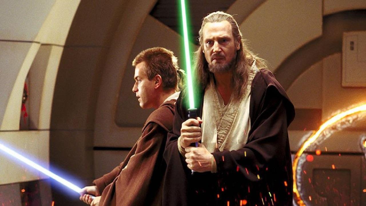 Liam Neeson vorrebbe tornare come Qui-Gon Jinn nella serie di Obi-Wan thumbnail