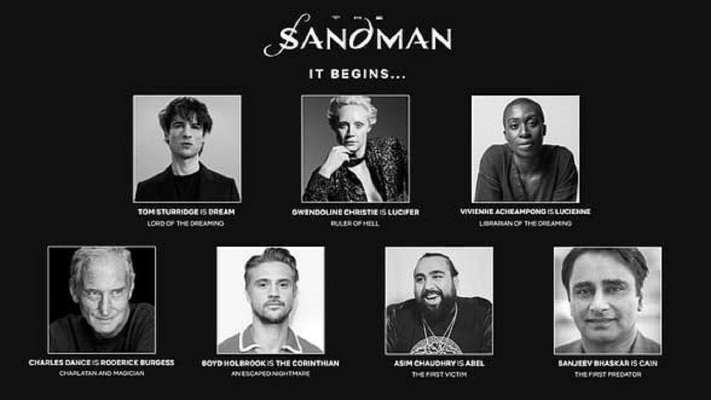 Sandman Cast