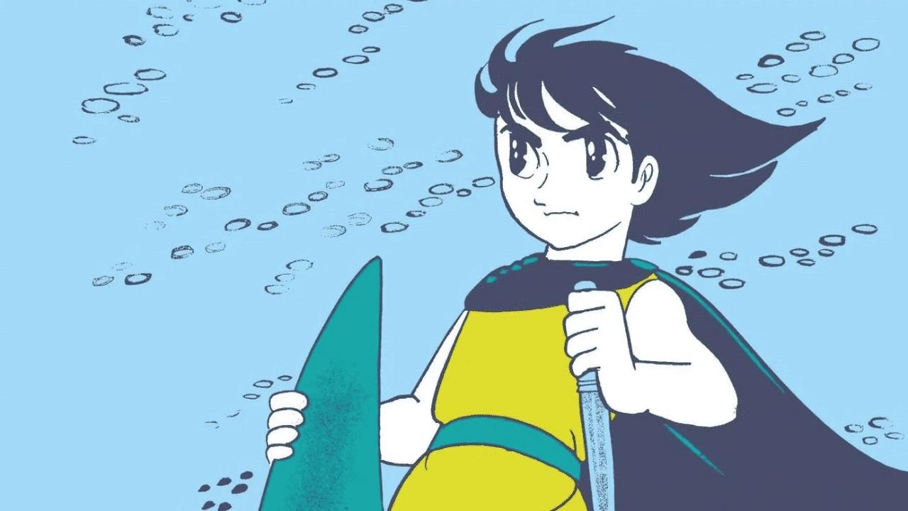 J-POP Manga presenta Triton 1 e Hanshin - La Dea dimezzata thumbnail
