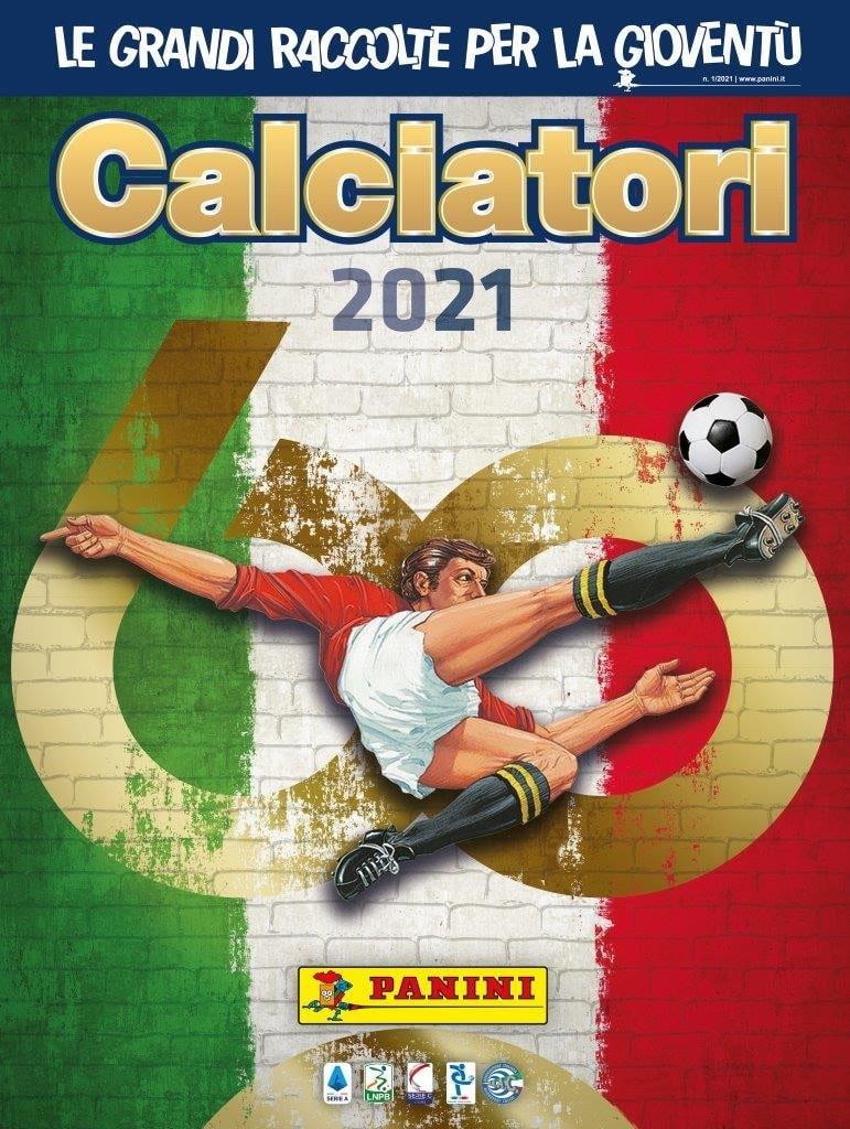 album panini calciatori 2021