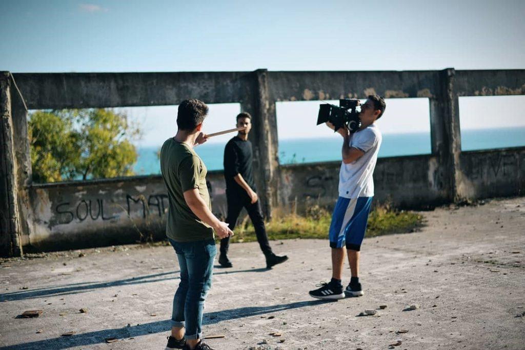 assassins serie indie su prime video riprese