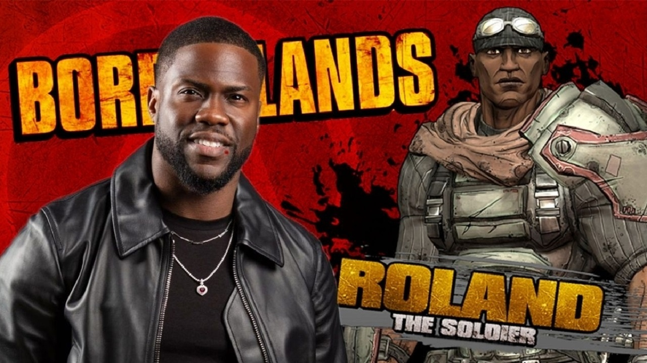 Borderlands: Kevin Hart sarà il protagonista del film thumbnail