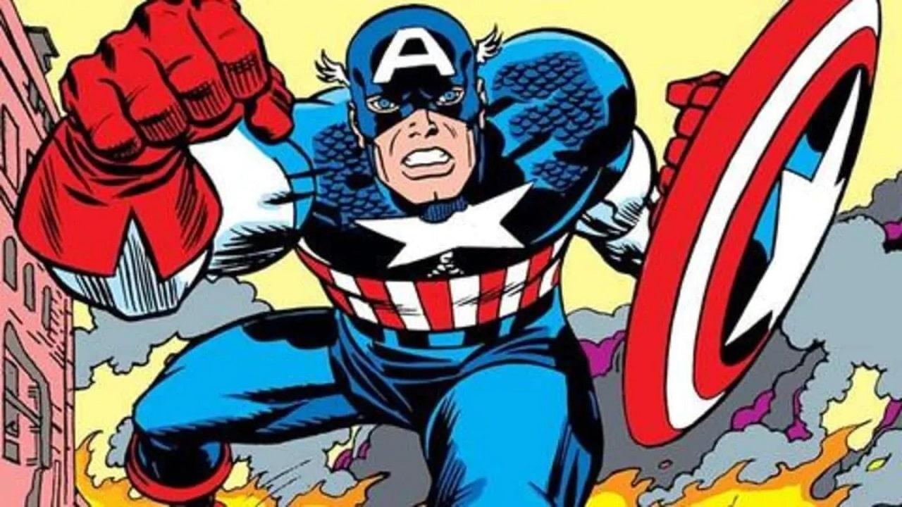 """Il figlio di Jack Kirby: """"Capitan America è l'opposto di Donald Trump"""" thumbnail"""
