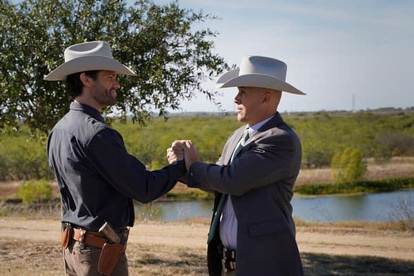 capitano walker texas ranger