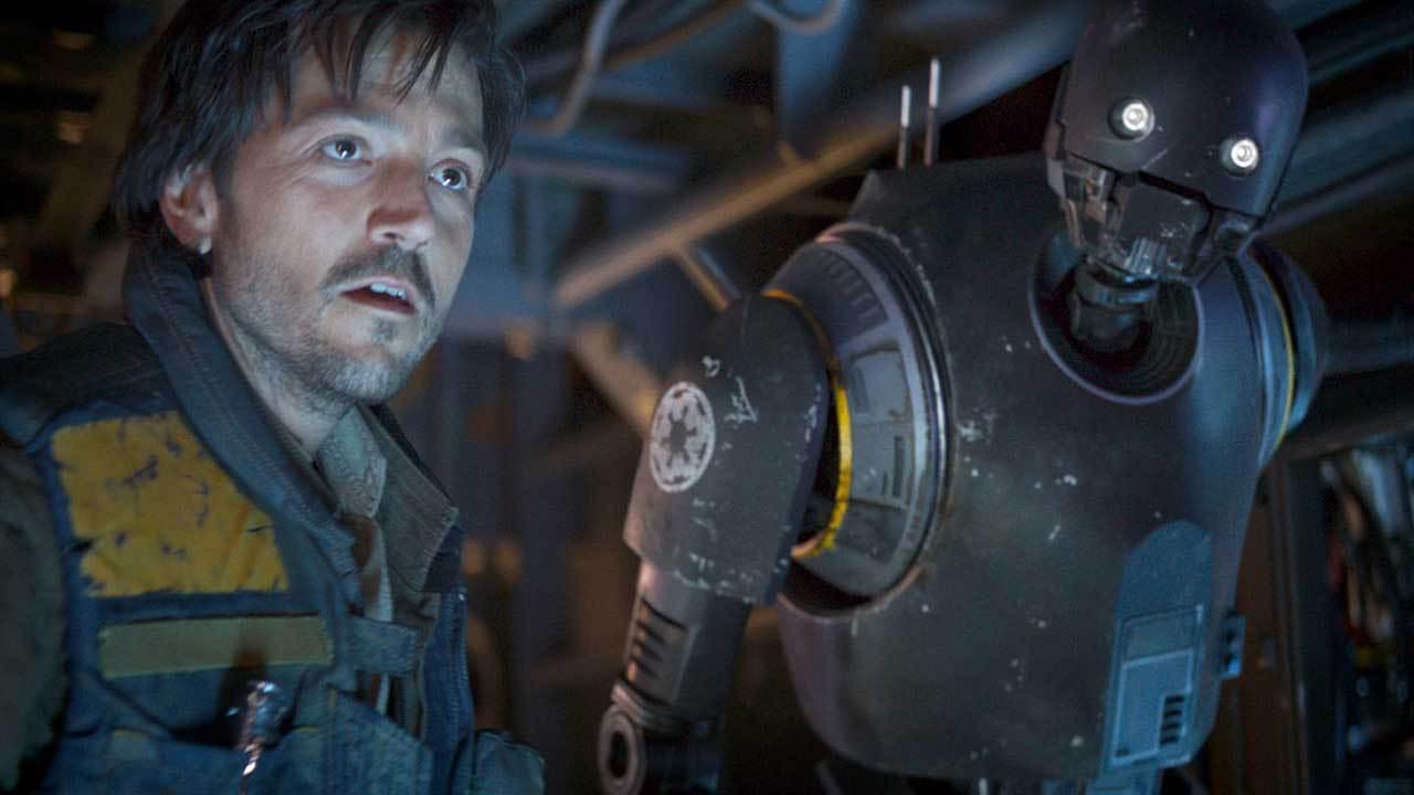 Andor: ci sarà anche K-2SO nella serie prequel di Rogue One? thumbnail