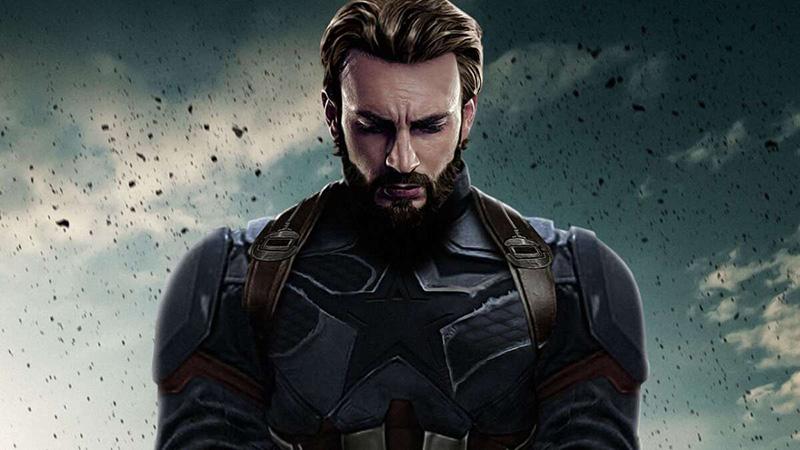 chris evans nel film captain america