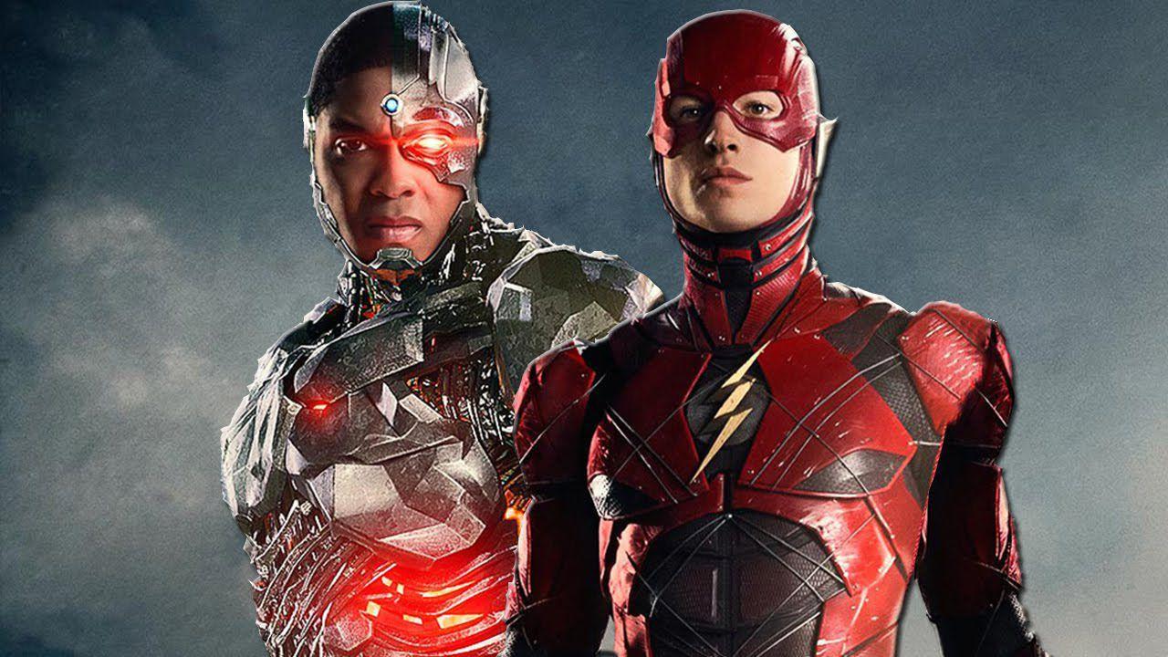Ray Fisher fuori da Flash, ma per ora niente recast thumbnail