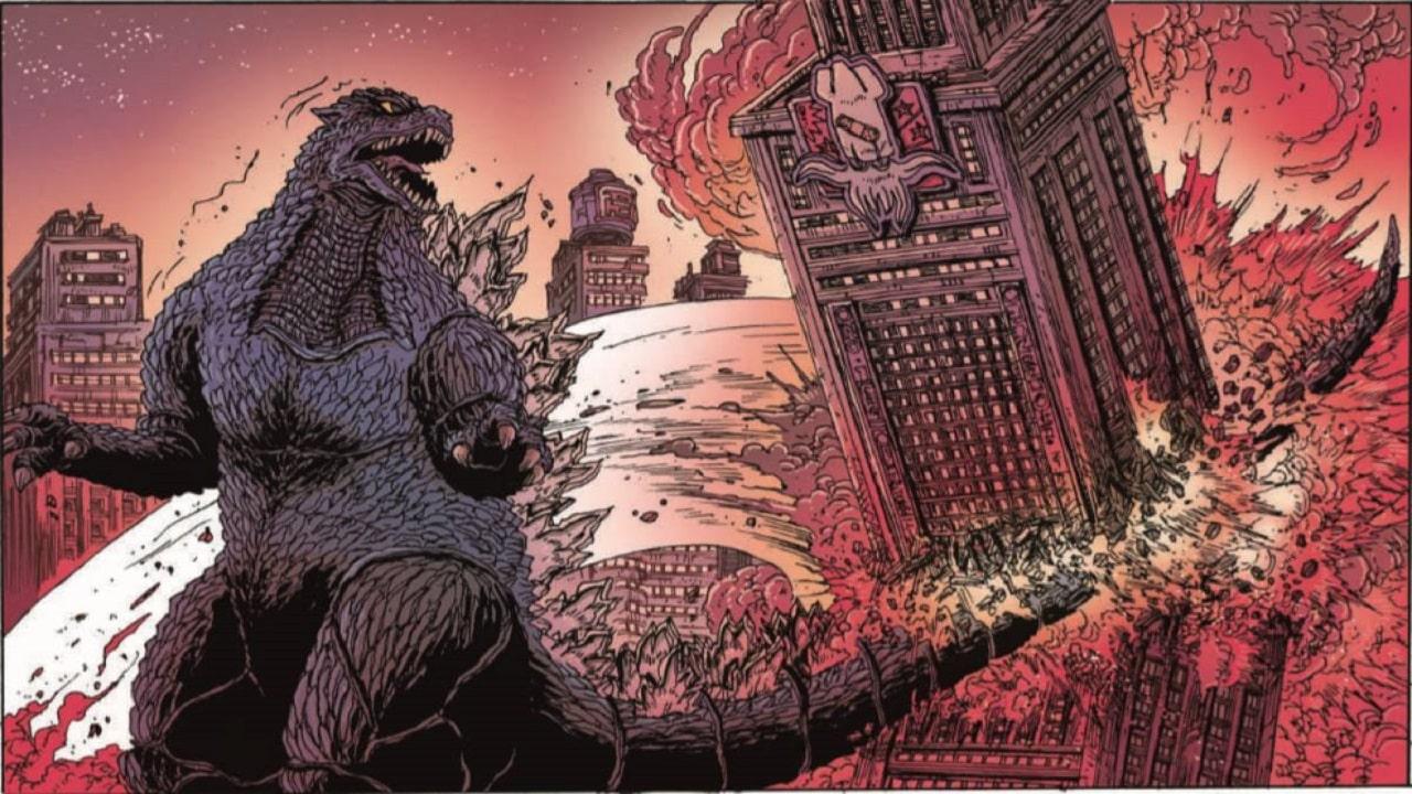 Godzilla Starter Pack: come conoscere e innamorarsi del Re dei Mostri thumbnail