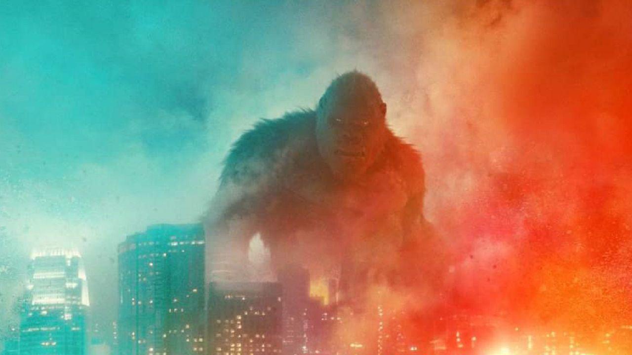 Il trailer di Godzilla vs Kong sfonda i record di Warner thumbnail