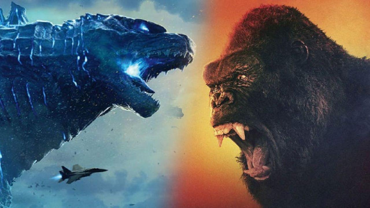 Godzilla vs Kong: il trailer è in arrivo! thumbnail