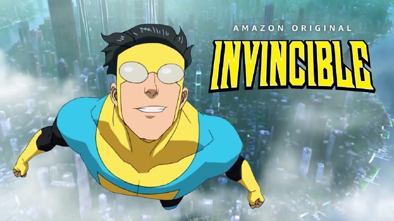 Invincible: la serie animata di Robert Kirkman arriva in streaming su Prime Video thumbnail