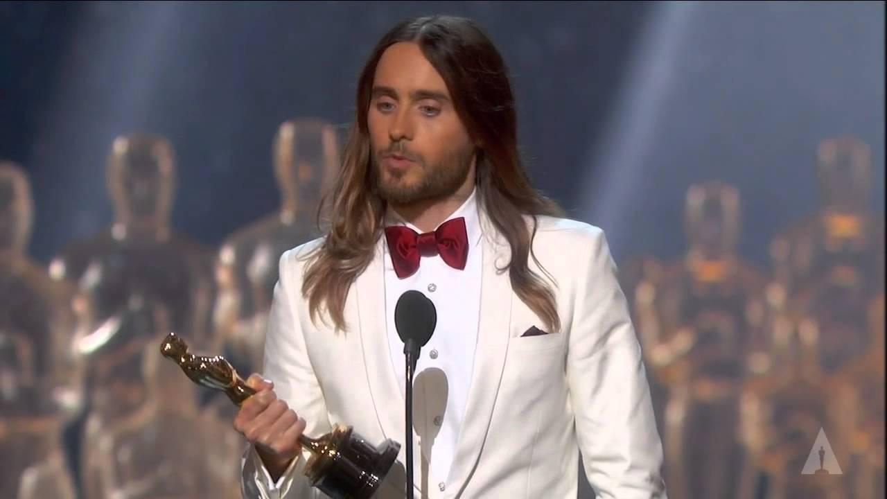 """Jared Leto non trova più il suo Oscar: """"Manca da tre anni!"""" thumbnail"""