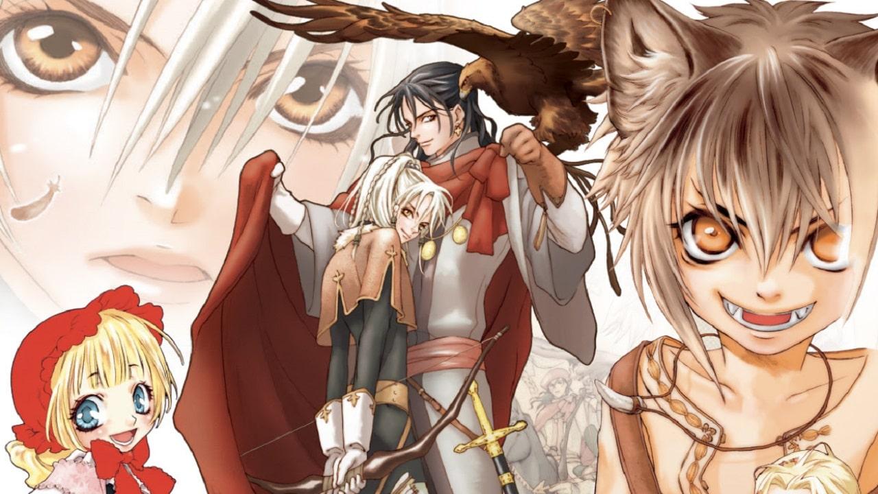 Grimms Manga Tales: le fiabe classiche come non le avete mai lette thumbnail