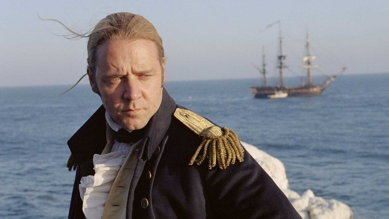 Master and Commander soporifero? Russell Crowe lo difende thumbnail