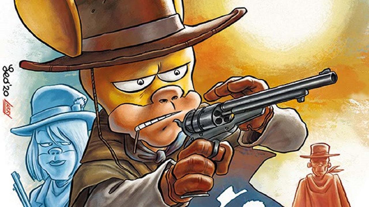 Arriva Matana: Leo Ortolani mostra la prima copertina della miniserie western thumbnail