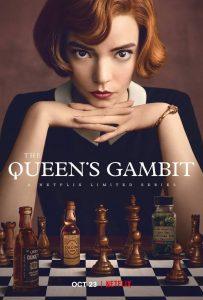 dipendenza la regina degli scacchi
