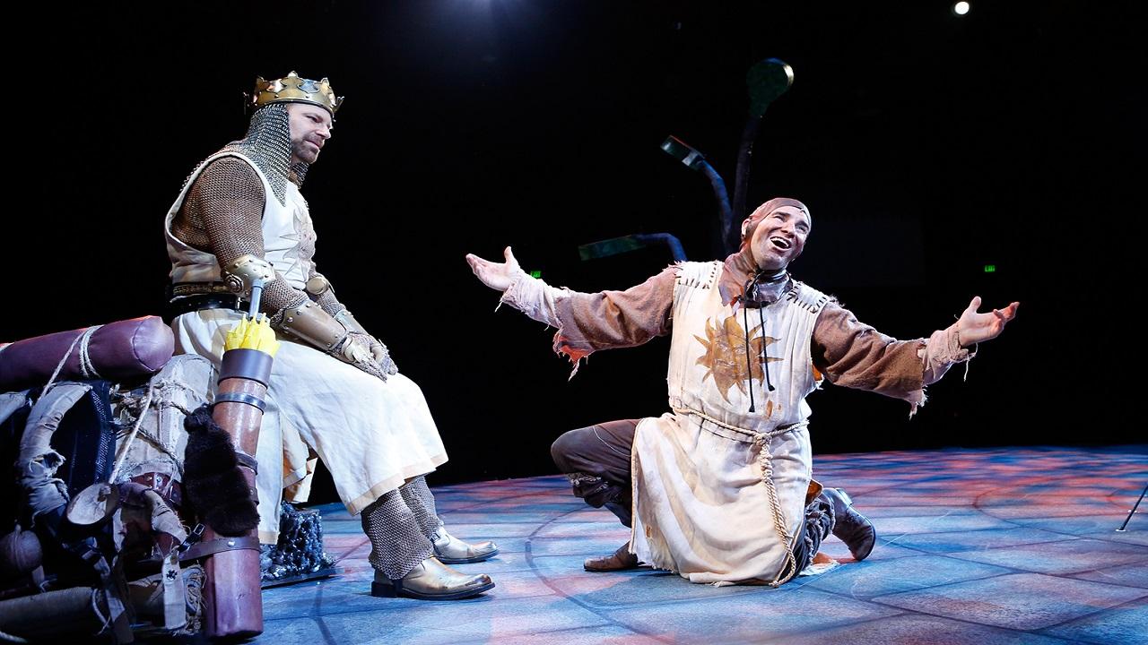 Spamalot, il musical dei Monty Python, diventerà un film thumbnail