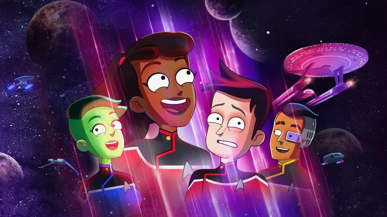 Star Trek: Lower Decks, ovvero: quel che succede su una nave della Flotta mentre gli eroi fanno gli eroi thumbnail