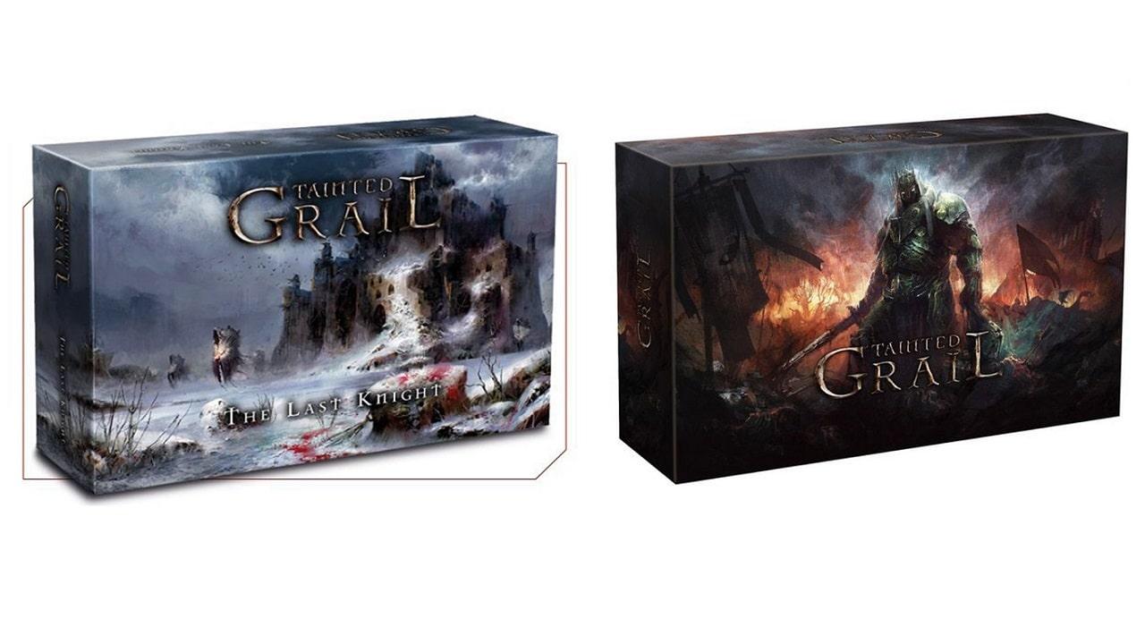 In arrivo quattro espansioni per Tainted Grail thumbnail