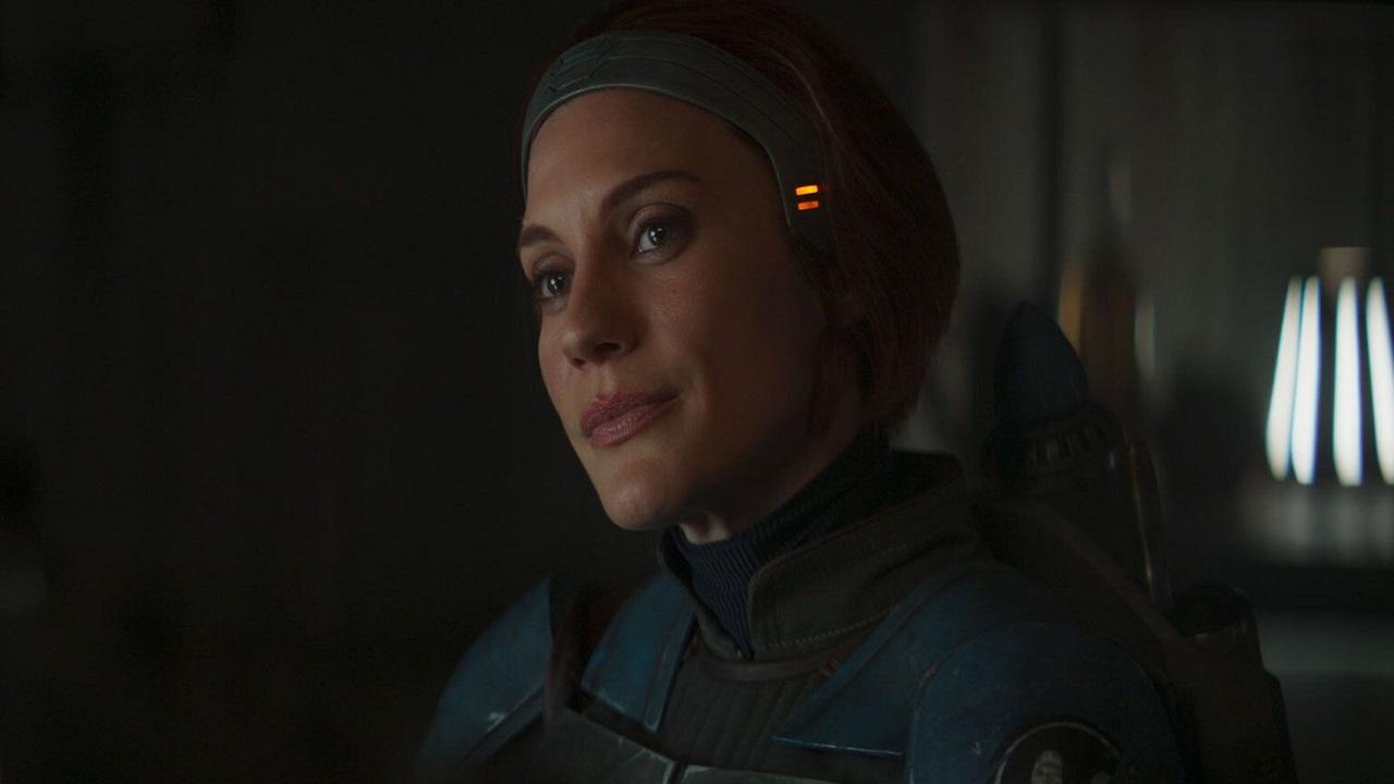The Mandalorian: Katee Sackhoff non sapeva del cameo nel finale thumbnail