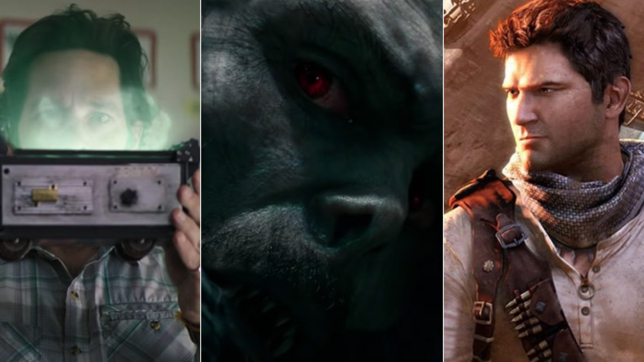 Sony rinvia Uncharted, Ghostbusters: Afterlife e (ancora) Morbius thumbnail