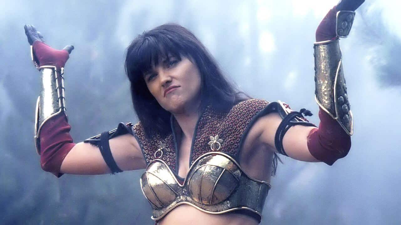 Xena smonta Hercules su Twitter, parlando dell'attacco al Parlamento USA thumbnail