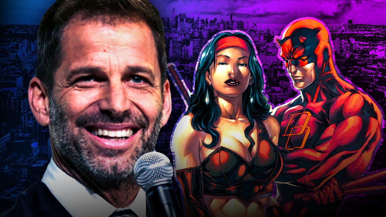 Zack Snyder direbbe sì a Marvel per realizzare un film su Elektra thumbnail