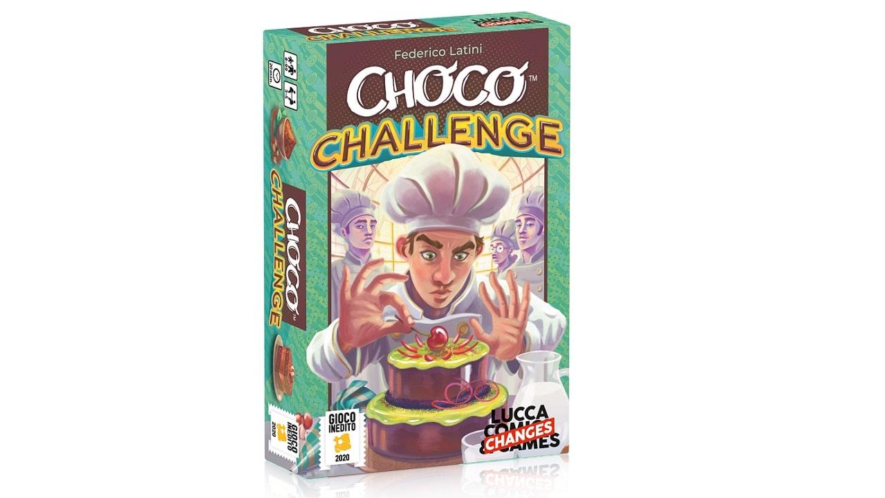 Arriva Choco Challenge, il vincitore del Gioco Inedito 2020 thumbnail