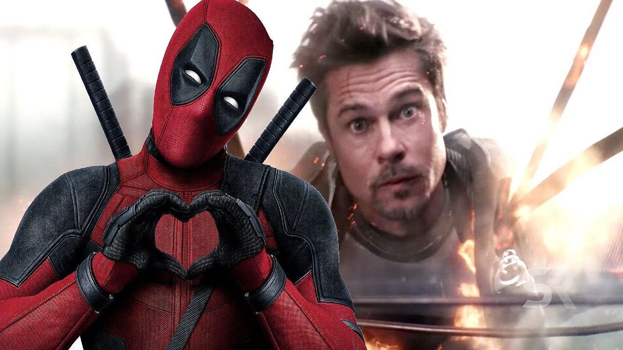 Deadpool 2: la storia del curioso cameo di Brad Pitt thumbnail