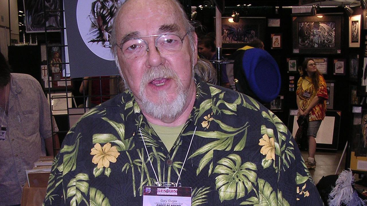 Tiro un D20 ed ecco uscire Gary Gygax thumbnail