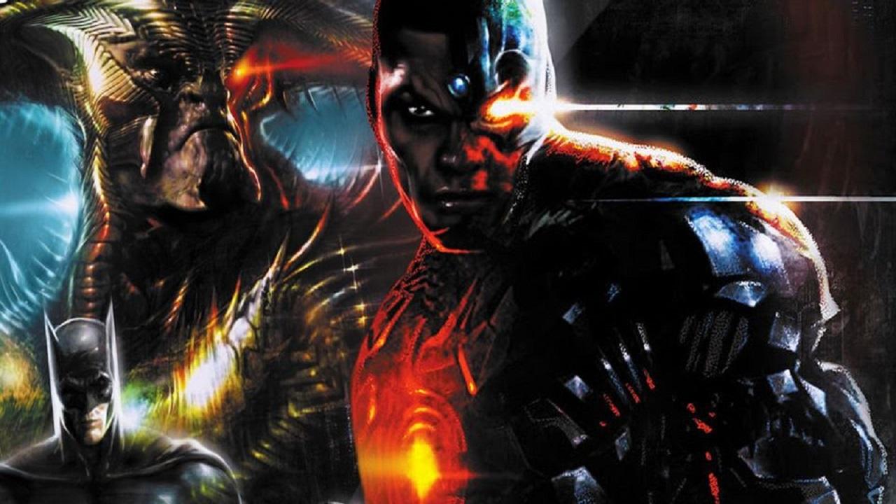 Ecco le cover variant DC Comics a tema Snyder Cut thumbnail