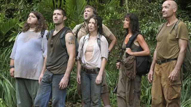 Lost serie tv star disney+